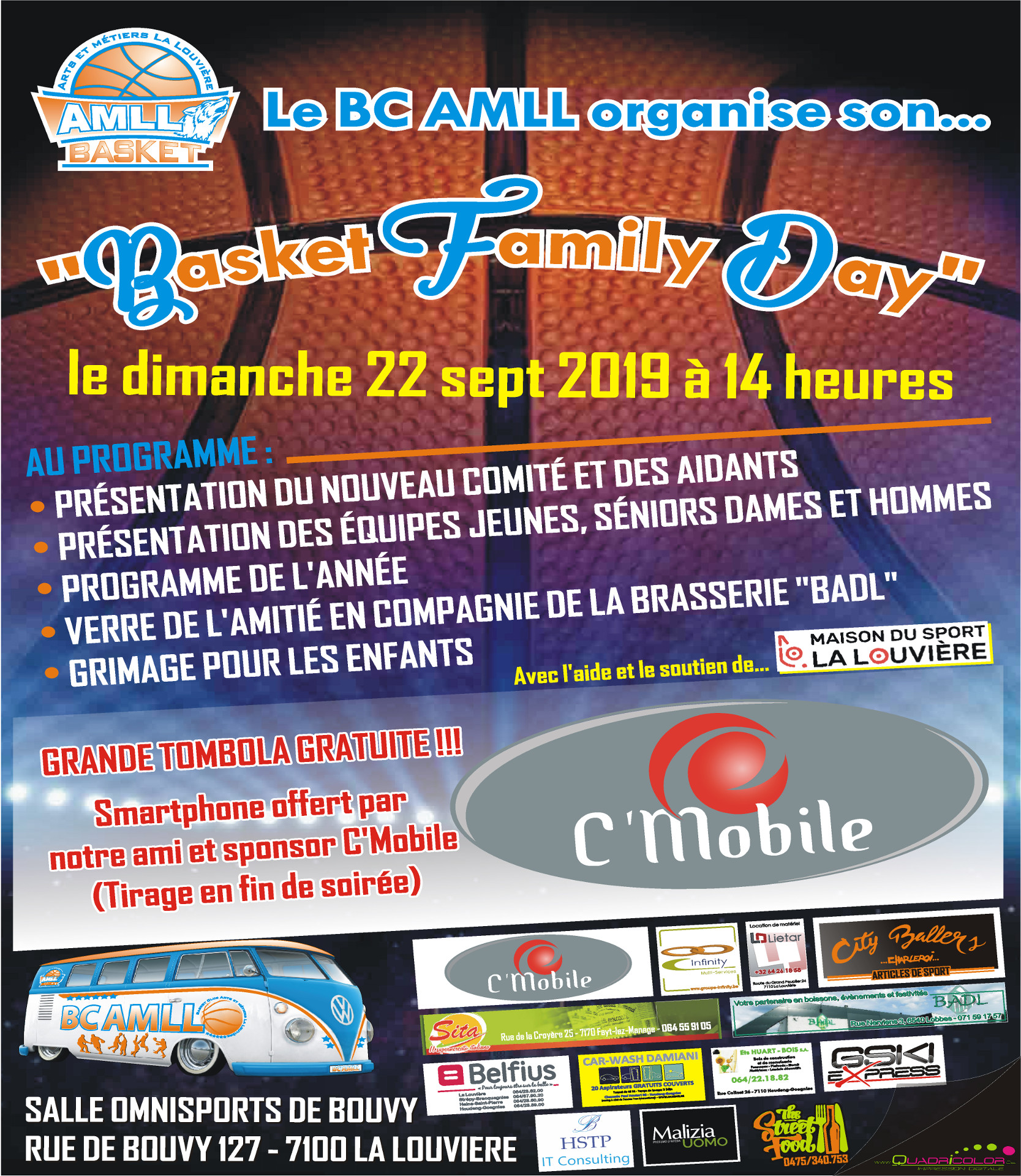 Basket family day 2019